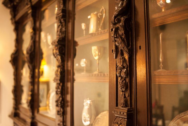 Restaurant - Cabinet